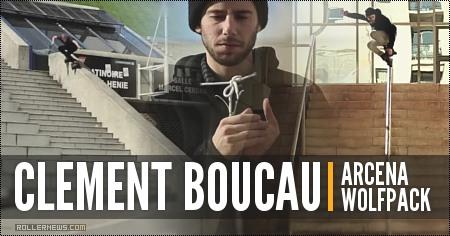 Arcena Wolfpack (2013): Clement Boucau