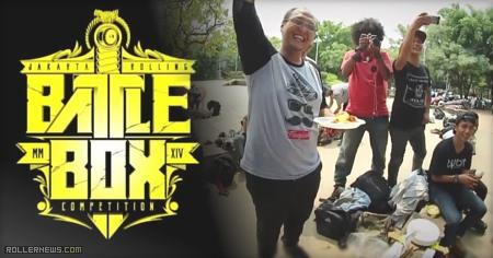 Jakarta Rolling (Indonesia): Battle Box IV (2014)