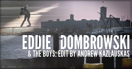 Eddie Dombrowski & the boys, by Andrew Kazlauskas