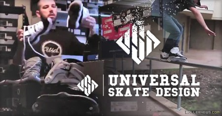 Jeremy Soderburg: USD Promo by Erick Rodriguez