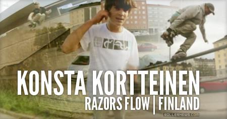 Konsta Kortteinen (30): Razors Flow Finland , Edit