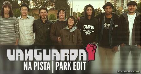 Vanguarda Na Pista (Brazil): Crew Park Edit