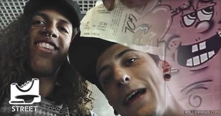 Daniel Franco & Kalleo Hipolito: Brazil Tour