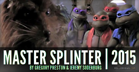 Master Splinter (2015) by Gregory Preston & Jeremy Soderburg