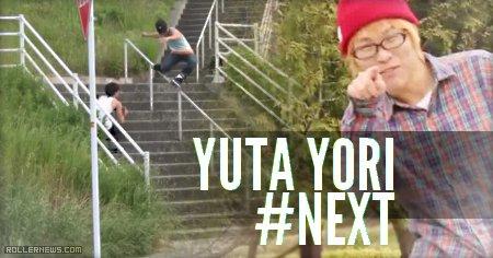 Yuta Yori (Japan): #Next by Yuto Goto (2012-2014)