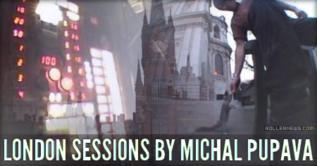 London Sessions by Michal Pupava