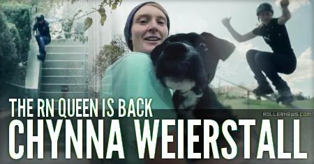 RN Queen is back: Chynna Weierstall, 2014 Edit