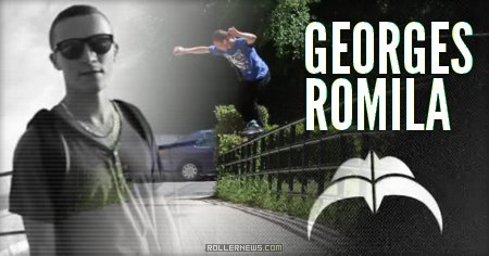 George Romila: Welcome to Razors Flow Spain (2015)