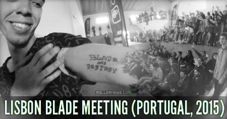 Lisbon Blade Meeting (Portugal, 2015)