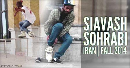 Siavash Sohrabi (Iran): Fall 2014 Tricks