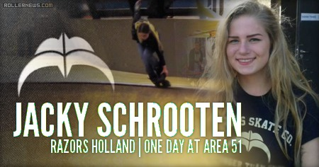 Jacky Schrooten | Razors Holland one Day at Area 51