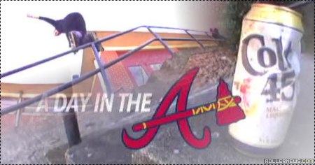"A Day In The ""A"" by Chris Smith (Atlanta, 2015) Episode 8"