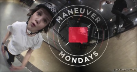 Maneuver Monday's with Martin Danning from Norway