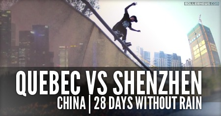 Quebec VS Shenzhen (China)