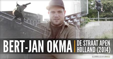 Bert-Jan Okma (33): De Straat Apen (Holland, 2014)