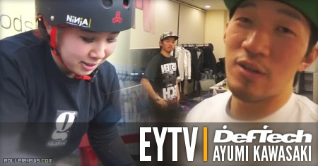 EYTV: Def Tech × Yasutoko Bros + Ayumi Kawasaki