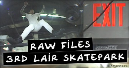 Taped: Raw Files #1 with Jeph Howard, Shane McClay and Ryan Johnson