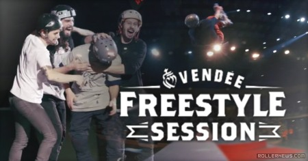 Vendee Freestyle Session 2015 (France) Highlights