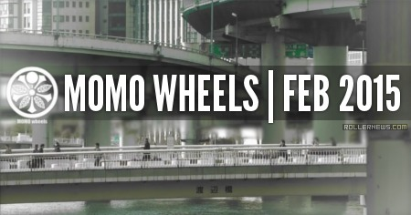 Momo Wheels (Japan): February 2015 Clips