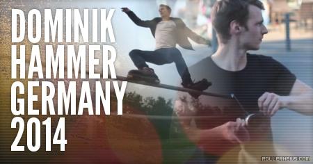 Dominik Hammer (2014, Germany) by Philipp Czaika