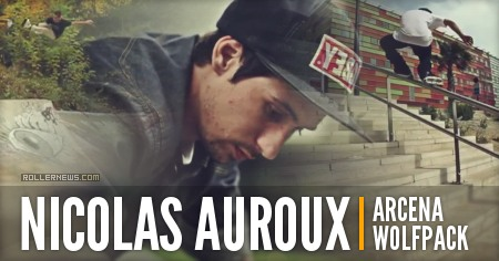 Nicolas Auroux: Arcena Wolfpack (2013)
