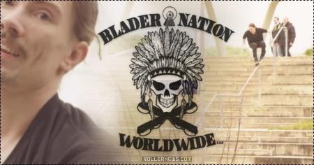Daniel Prell (Germany): Bladernation Slowmo Edit