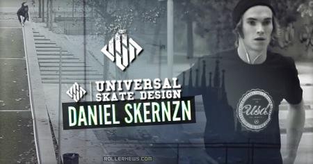Daniel Skerzn (Spain): USD Support, 2015 Edit