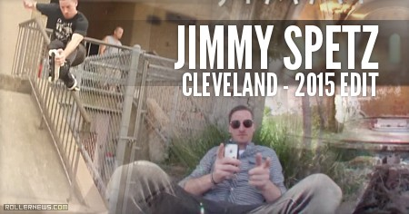 Jimmy Spetz (30, Cleveland): Till I Die Section