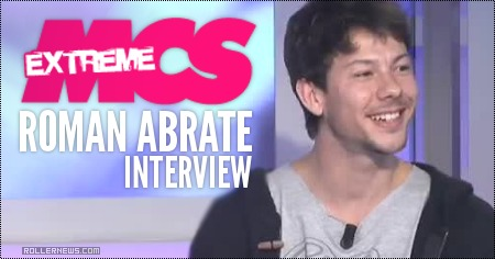 Roman Abrate interviewed on french television (2015)