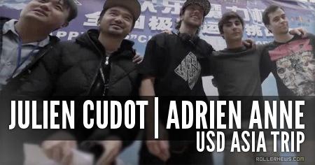 Julien Cudot & Adrien Anne: USD Asia Trip