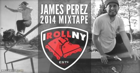 James Perez: 2014 Mixtape by Craig Benabu