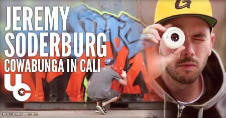 Jeremy Soderburg: Cowabunga in Cali (2015)