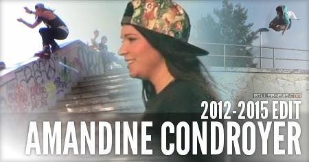 Amandine Condroyer (France): 2012-2015 Edit