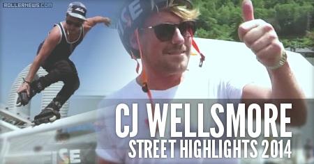 CJ Wellsmore: SEBA Street Highlights (2014)