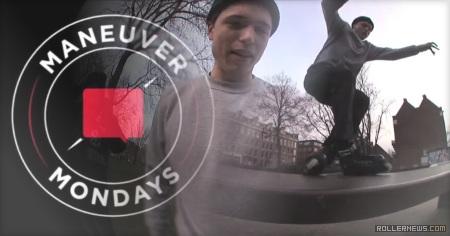 Valo Maneuver Monday's with Elliot Stevens