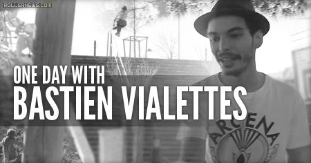 One day with Bastien Vialettes (France, 2015)