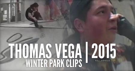 Thomas Vega (Sweden): Winter 2015 Clips