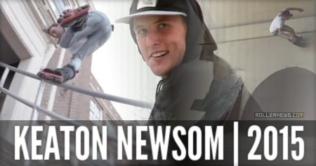 Keaton Newsom: Xsjado Edit (2015) by Kristian Payne