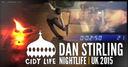 Dan Stirling: Nightlife (2015) Cidy Life Edit