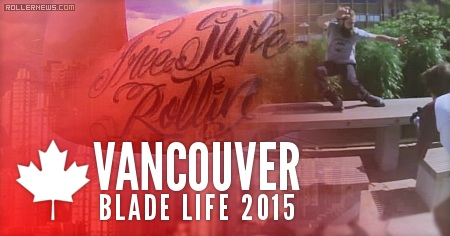Vancouver Blade Life (2015) by Bryan Fajkovic