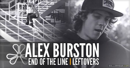 Alex Burston: BHC Lost & Found (2014)