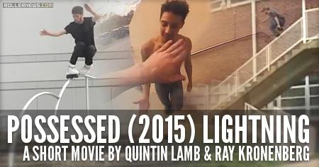 Lightning (2015) by Quintin Lamb & Ray Kronenberg