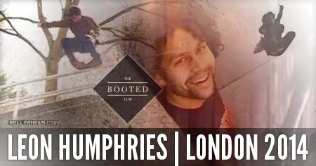 Leon Humphries: London (2014) by Jon Lee
