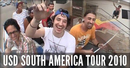 USD: South America Tour RAW (2010) Edit