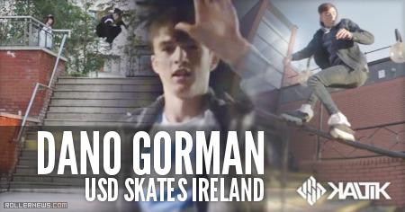 Dano Gorman (Ireland): 2014-2015 USD Edit