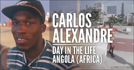 Carlos Alexandre (South Africa): Day in the life