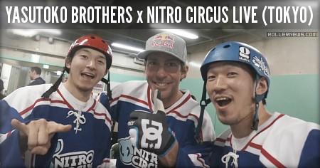 Yasutoko Brothers: Nitro Circus Live in Tokyo (2015)