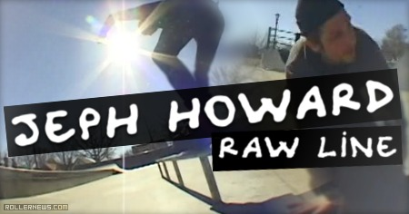 Jeph Howard: Taped Raw 1 Liner