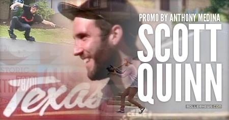 Scott Quinn: Razors Promo (2015) by Anthony Medina