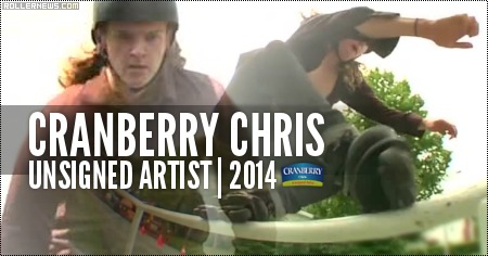 Cranberry Chris: Unsigned Artist (2014)